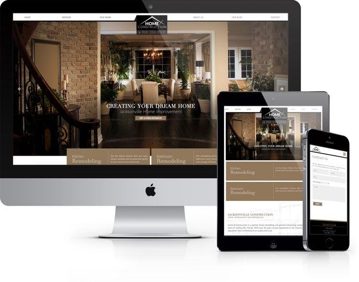 Small Business Website Design: Custom Built Versus Template Based